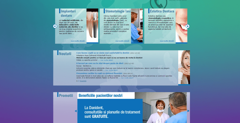 Dental Clinic Danident