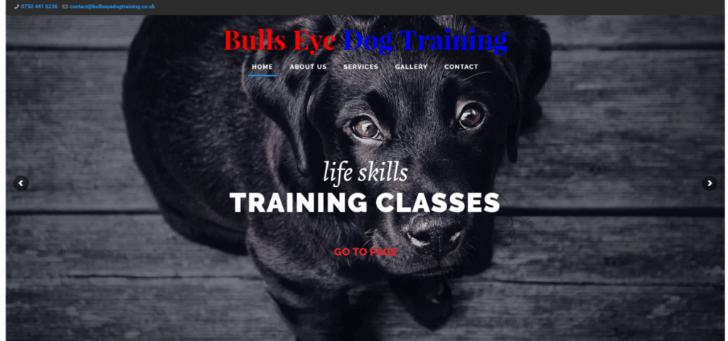 Dog Training Doncaster