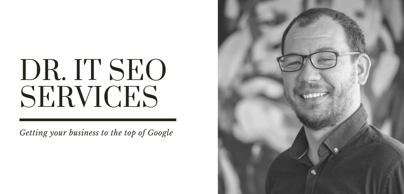 Dr. IT SEO Services - top google rankings