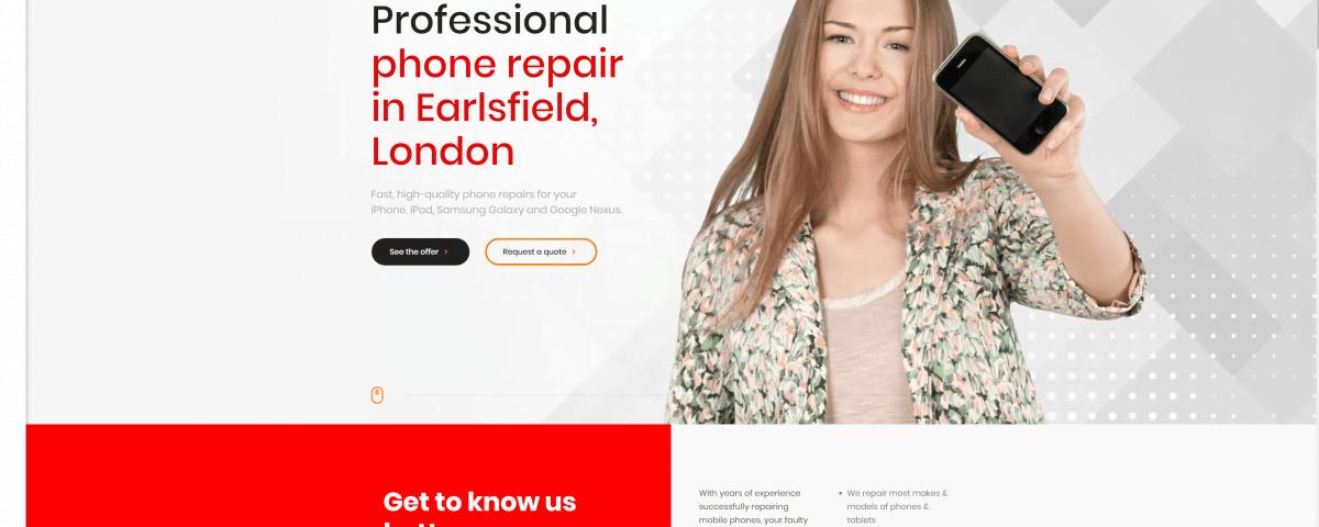 LoveRepair - Phone Repair Earlsfield 1